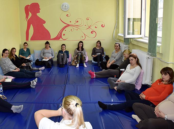 Novi upis u školicu za trudnice image