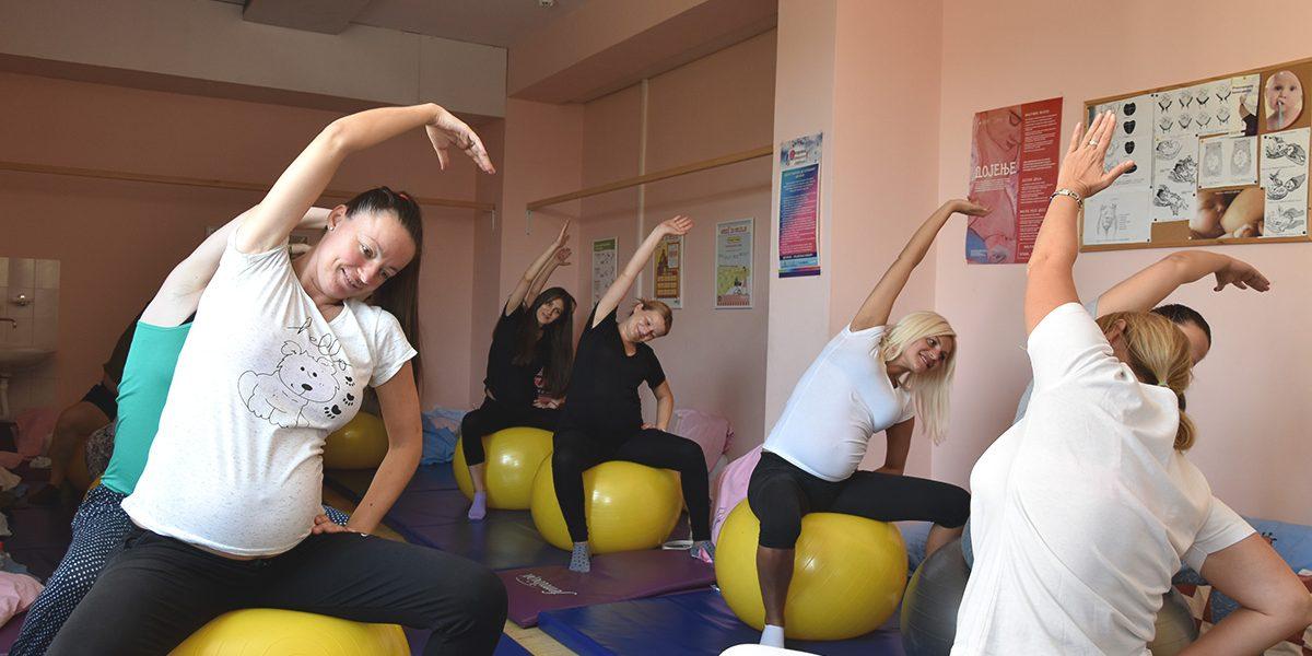 Škola za trudnice image