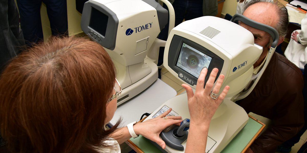 Novi oftalmološki aparat na Limanu image